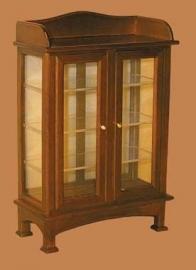 03234 Curio cabinet, noten (27)