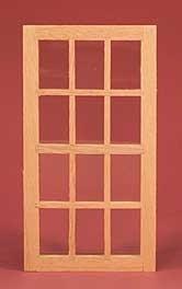00156 Vast raam. (D)