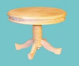 01205 Shakertafel, blankhout. (2)
