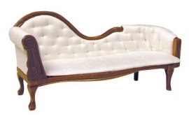01992 Chaise Longue, noten. (50)