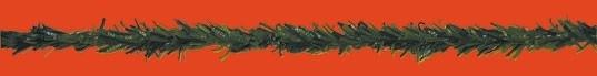 00442 Kerstmateriaal groen 95cm. (AR) (EM6438)