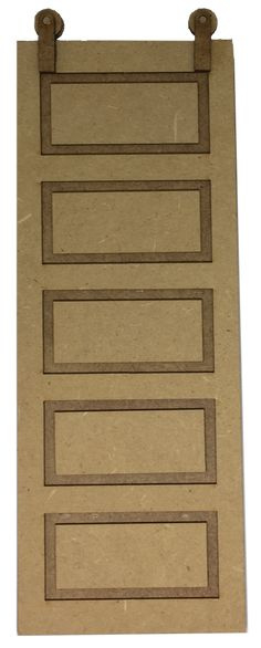 A218 Loftdeur met 5 vakkenindeling, werkend.