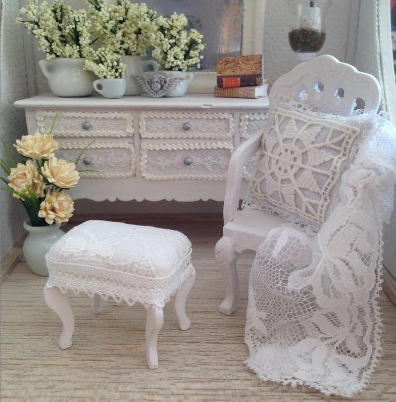 Welp Brocante kamer van Claudia | Voorbeelden kastjes, meubels en TL-82