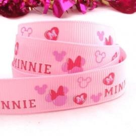 Minie Mouse roze