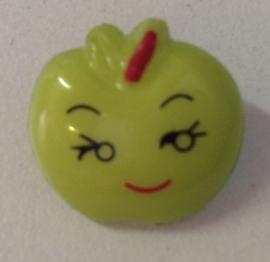 Appelgezichtje lime.  17 mm