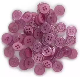 Donker roze 12.5 mm