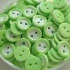 Lime groen met wit  11 mm