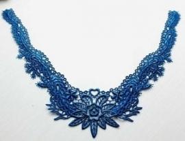 9.  Blauw