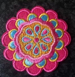 Bloem roze