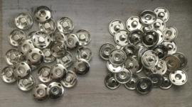 Zilver  15 mm