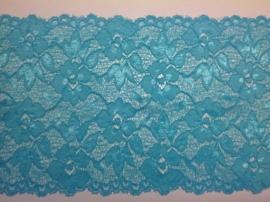 Blauw.  15 x 90 cm