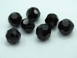 Swarovski Zwart 6 mm 20 voor € 3,00