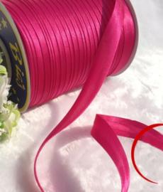 Donker roze. per meter