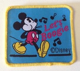 Mickey Mouse fluitend