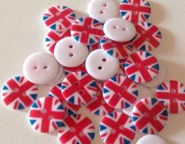 Engelse vlag  17 mm