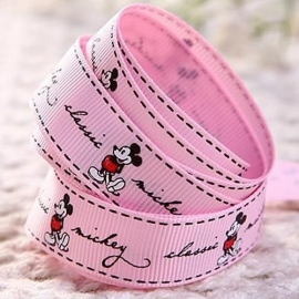 Mickey Mouse Roze