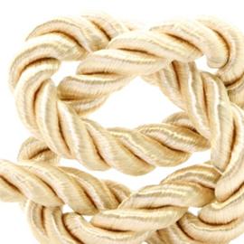Weave koord  Goud