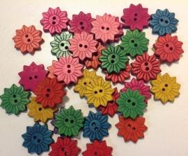 Zonnebloemen.  5 voor