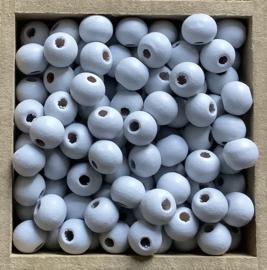 Mist grijs.  8 mm.  50 voor