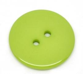 Groen rond 23 mm per stuk € 0,20