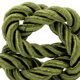 Weave koord  Olive green