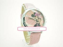 Mini Mouse horloge