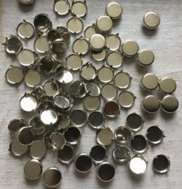 Stuks plat rond 11 mm 30 voor