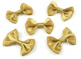 Goud Geel 3.5 x 2 cm