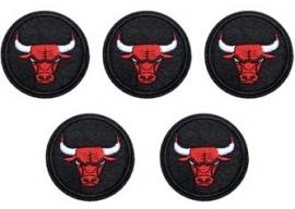Buffel   per st.