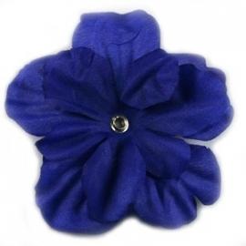 Bloemen Blauw  8cm per stuk € 0,45