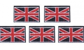 Amerikaanse vlag.  per st.