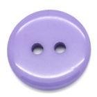 Paars ronde knoop 18 mm per st. € 0,12