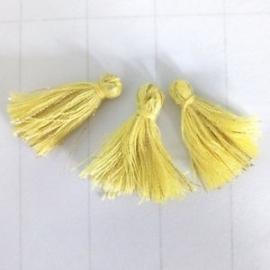 Geel goud. 2 voor
