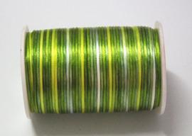 Groen tinten per meter