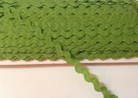 Zigzagband groen 2 meter voor € 0,95