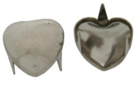 Hartjes. 10 mm. 10 voor