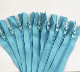 Waterblauw