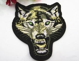 Wolf 8 x 10 cm per stuk € 2,25