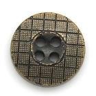 Bronskleurig.  13 mm. Per st. € 0,07