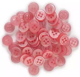 Roze 12.5 mm
