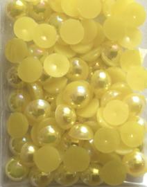 Fel geel.  100 voor