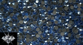 Rhinestones 3.8 mm Sky Blue