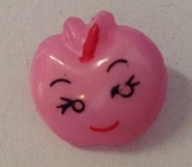 Appelgezichtje Roze