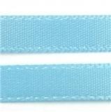 Blauw satijnlint € 0,25 per meter
