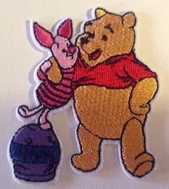 Winnie + Knorretje