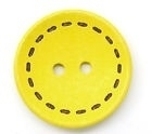 Geel rond 25 mm per stuk € 0,11