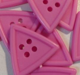 Driehoek roze