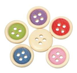 Kleurenmonitor. 5 voor