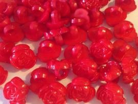 Roosje Rood.  11 mm