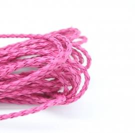 Pink. Per meter